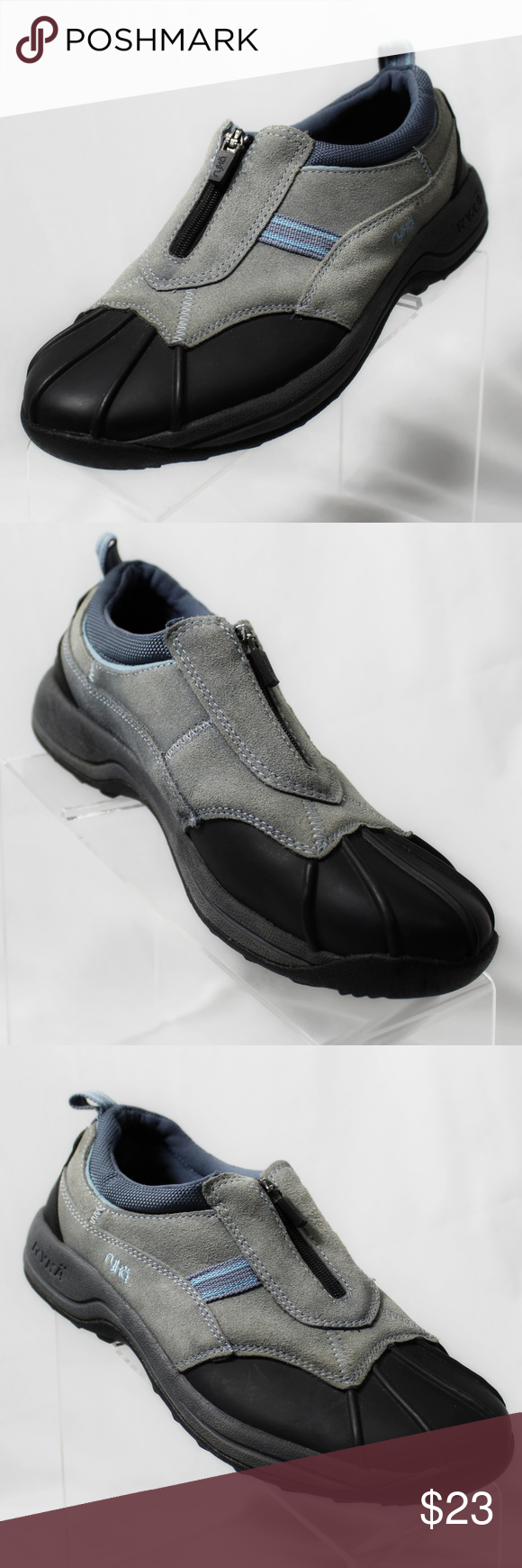 RYKA Water Resistant Duck Shoes 9 W