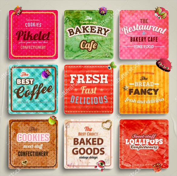 26+ Food Label Templates u2013 Free Sample, Example Format Download - product label sample