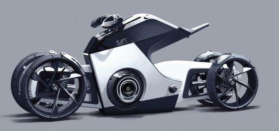 Concept Bike Buscar Con Google Diseno Extremo Pinterest