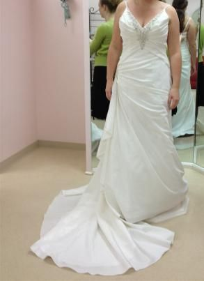 Alfred Angelo - Bridal Gown - $450.00