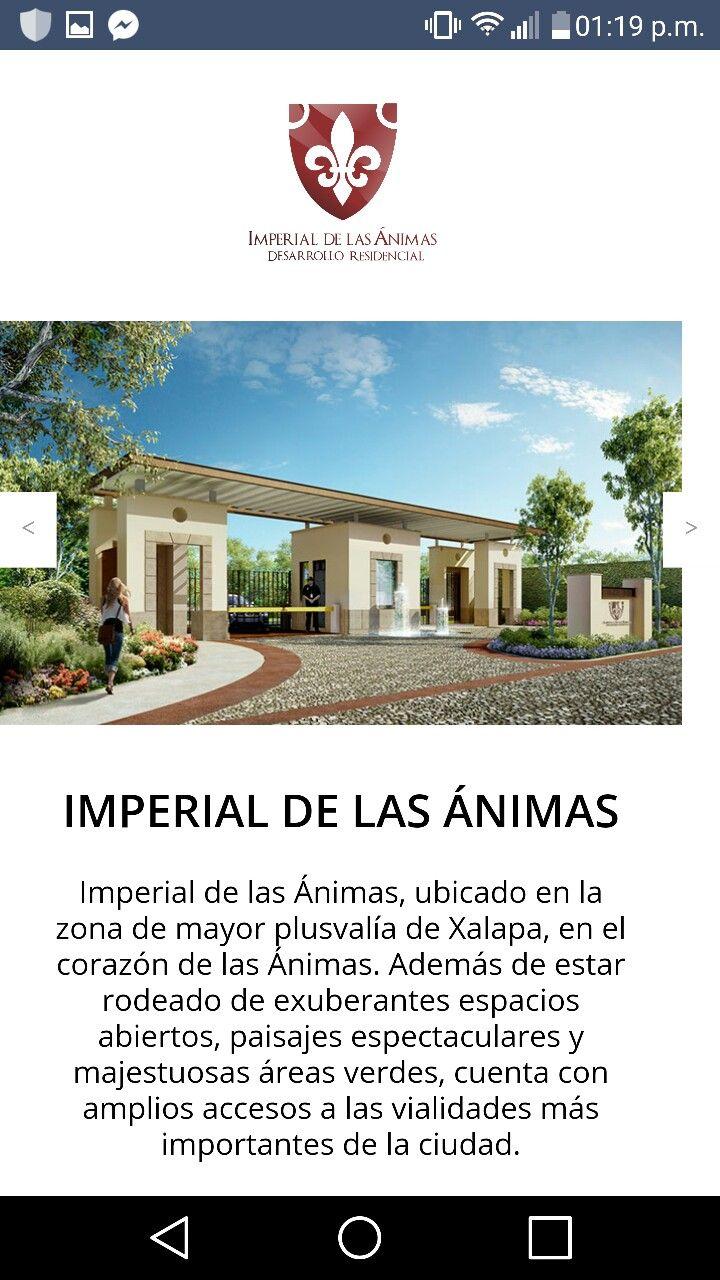 Imperial de las Ánimas, Xalapa