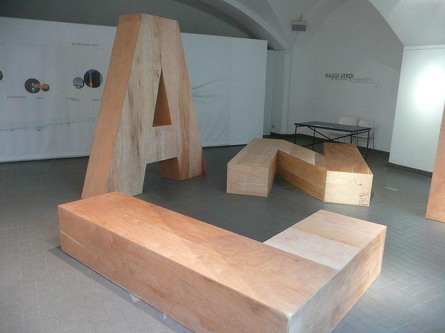 Big Wooden Letters Big Wooden Letters Wooden Letters Exhibition Design