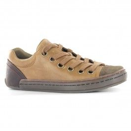 437410ceb528 Fly London Seven Camel Leather Mens Shoes - Fly London - Brands ...