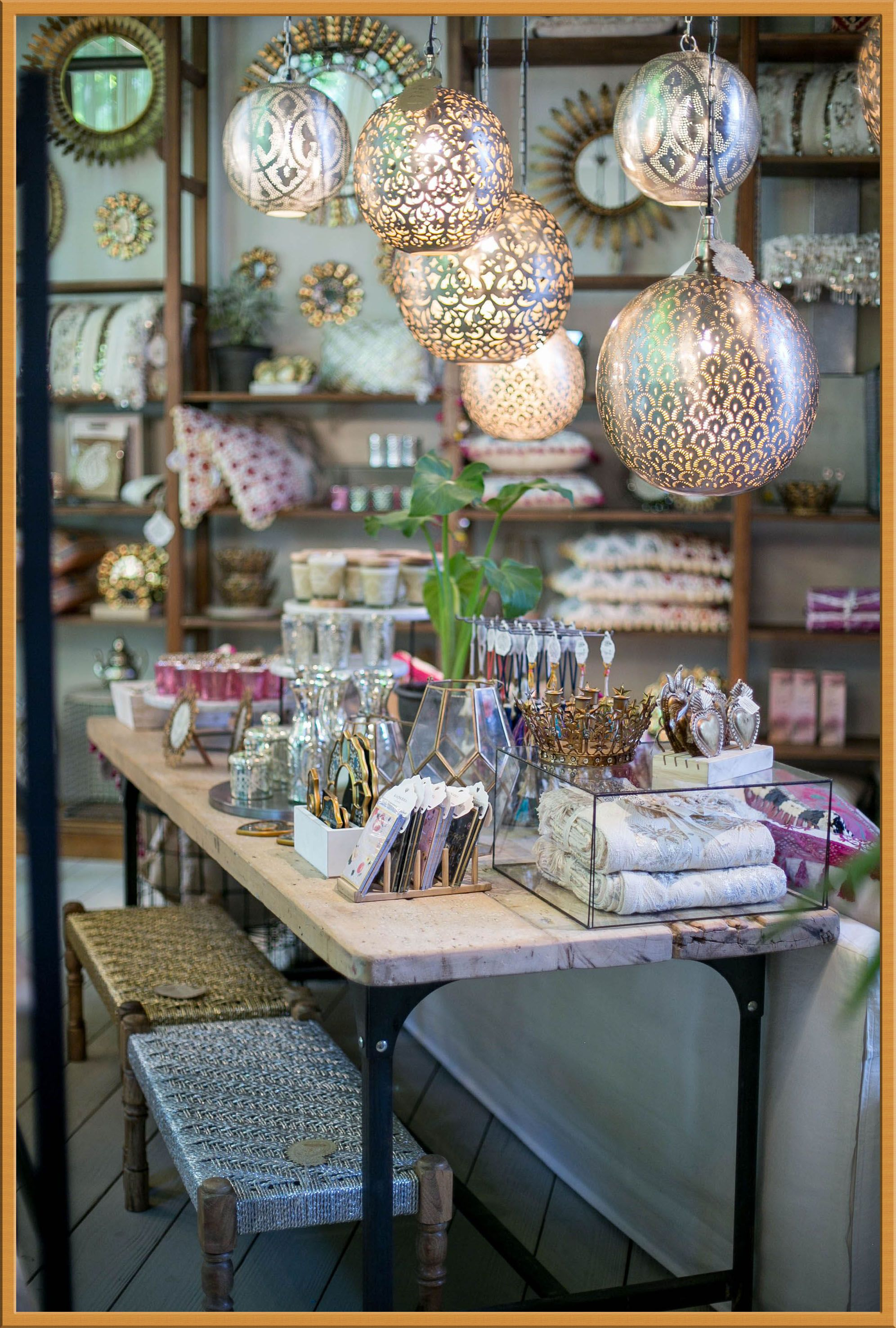 How To Win Friends And Influence People with Bohemian Homedecor