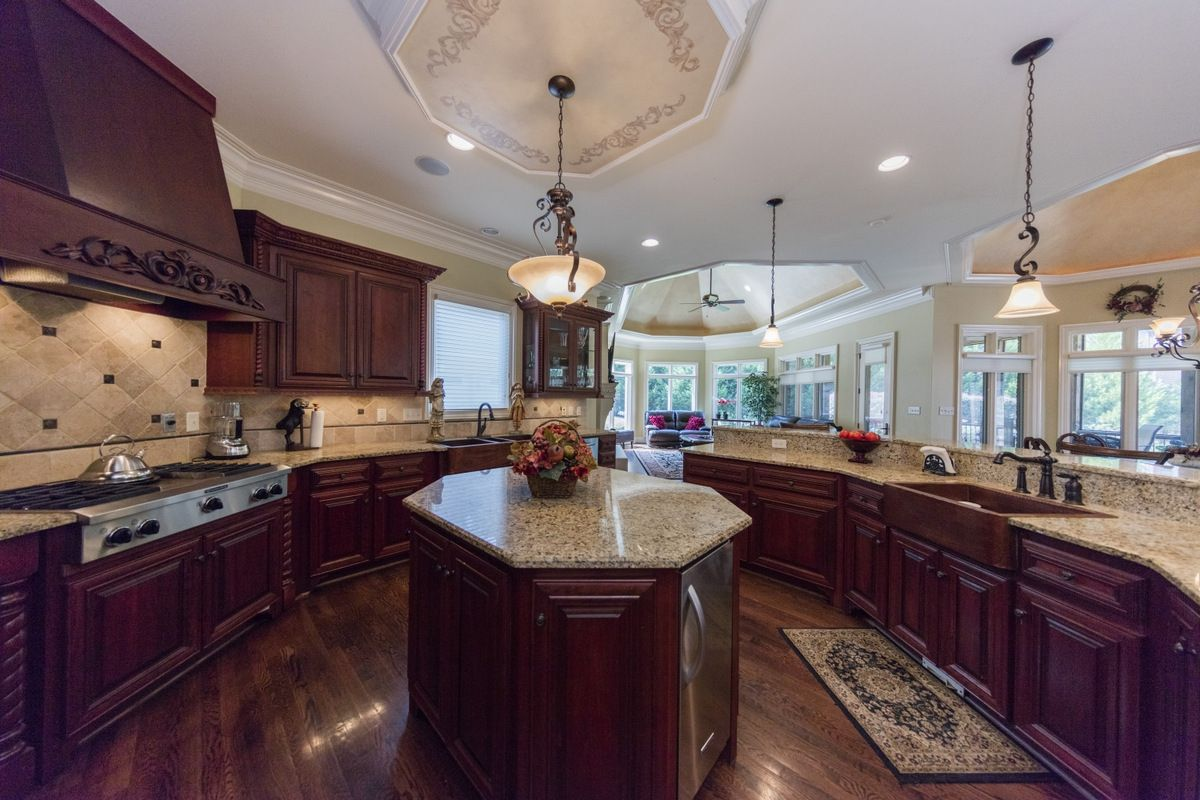Kerry Grinkmeyer Homes Home, Home and family, Luxury living