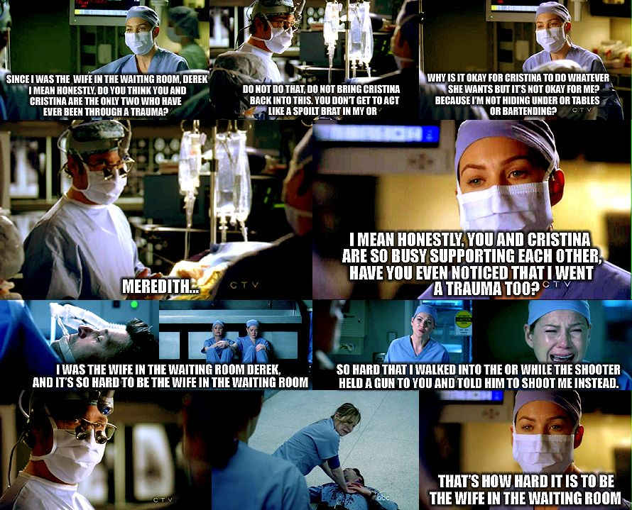 Grey\'s Anatomy = My FAVORITE show EVER! | Fave TV Moments ...