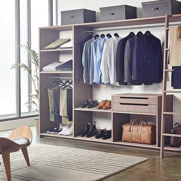 How to build a Capsule Wardrobe For Men, Minimal Wardrobe For Men ...