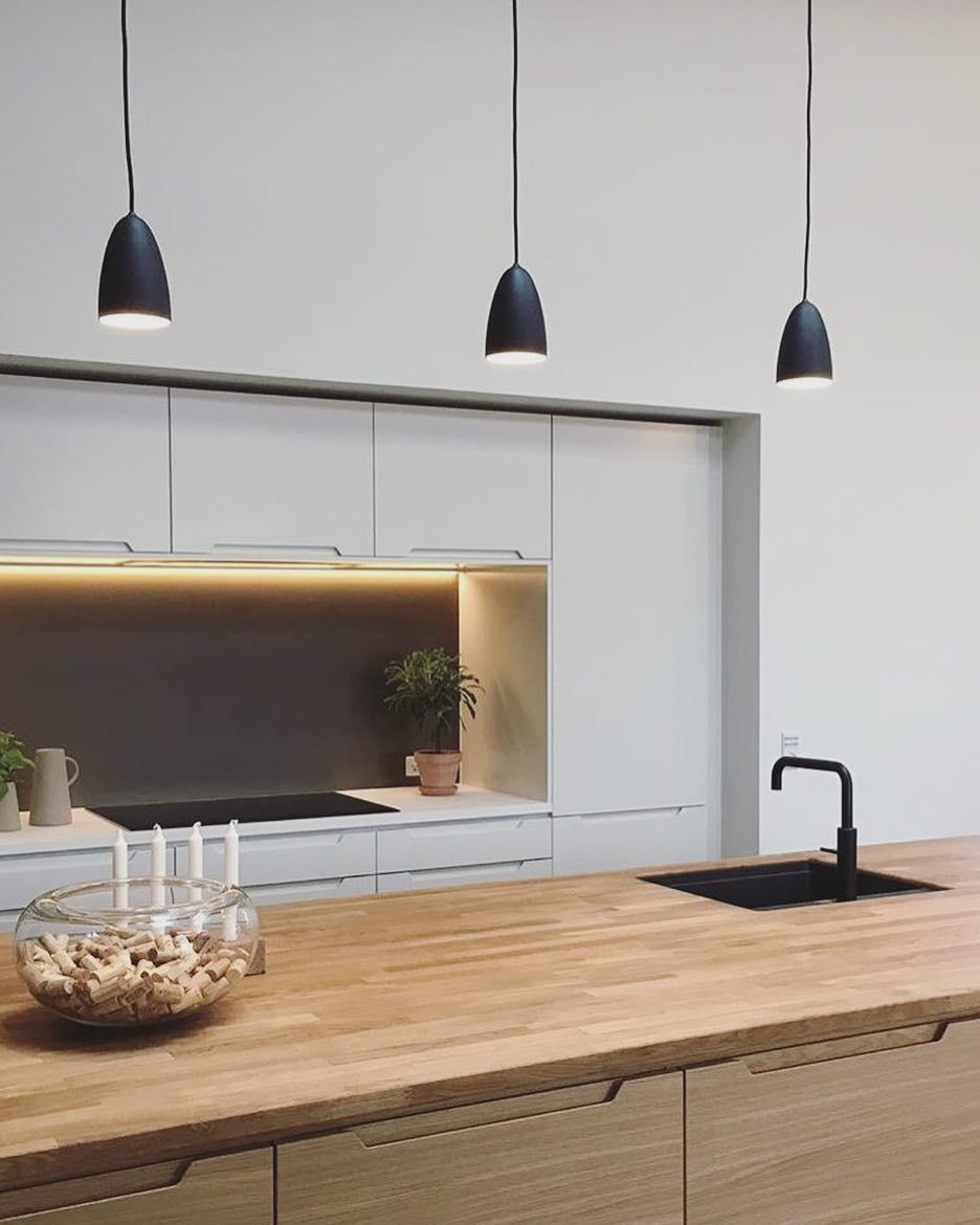 Nordlux Nexus Is The Perfect Pendant For Hanging Over The Kitchen - Hanging counter lights