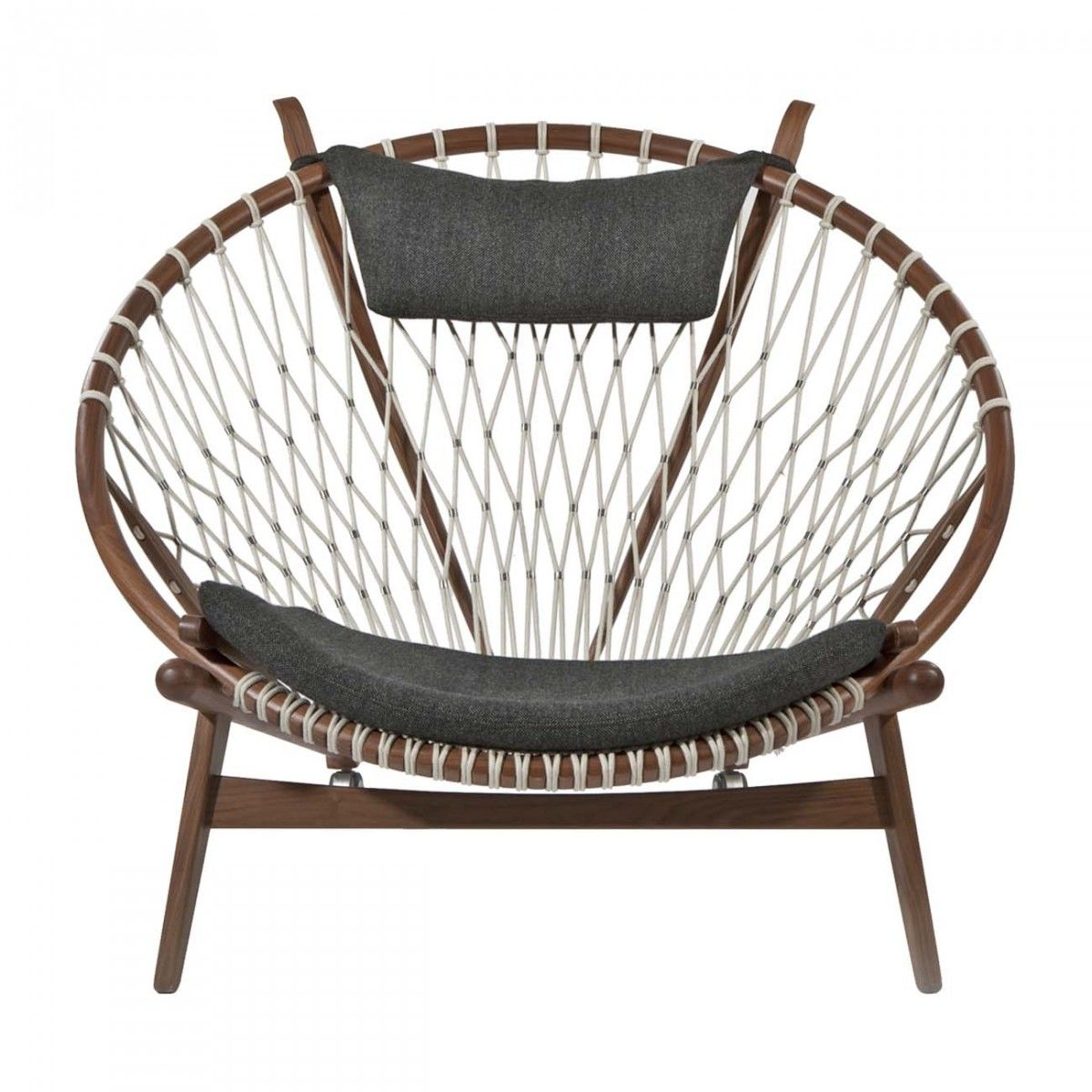 """""""Circle chair"""" designed by Hans J Wegner 
