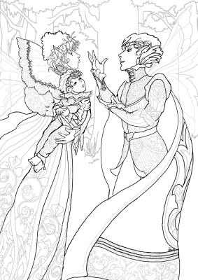 Act Ii Scene I Oberon Why Should Titania Cross Her Do