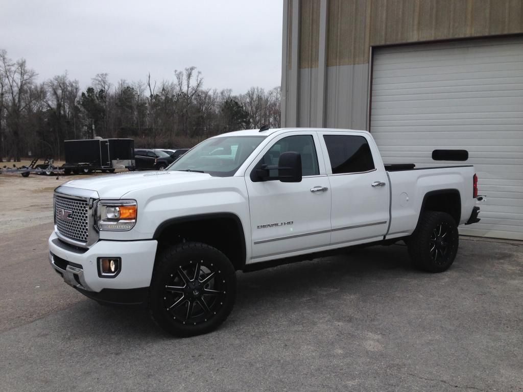 My Build Thread 2015 Denali Hd Chevy And Gmc Duramax Diesel Forum Denali Hd Duramax Chevy Denali
