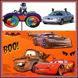 Spooky Halloween Costumes for Cars