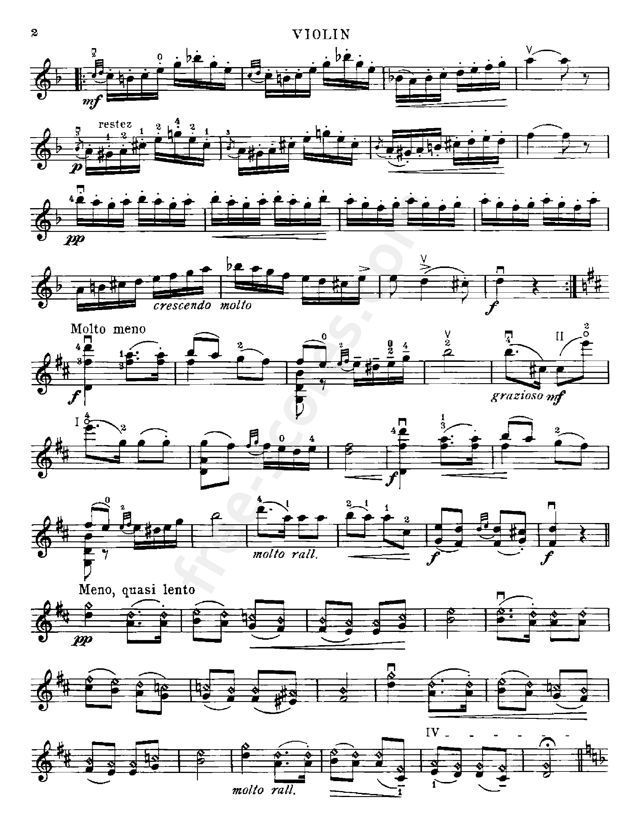Pin by Julie Eberhart on violin music | Pinterest | Download sheet ...