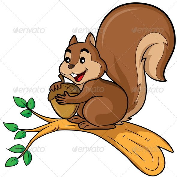 Robot squirrel nuts and bolts cartoon google search d