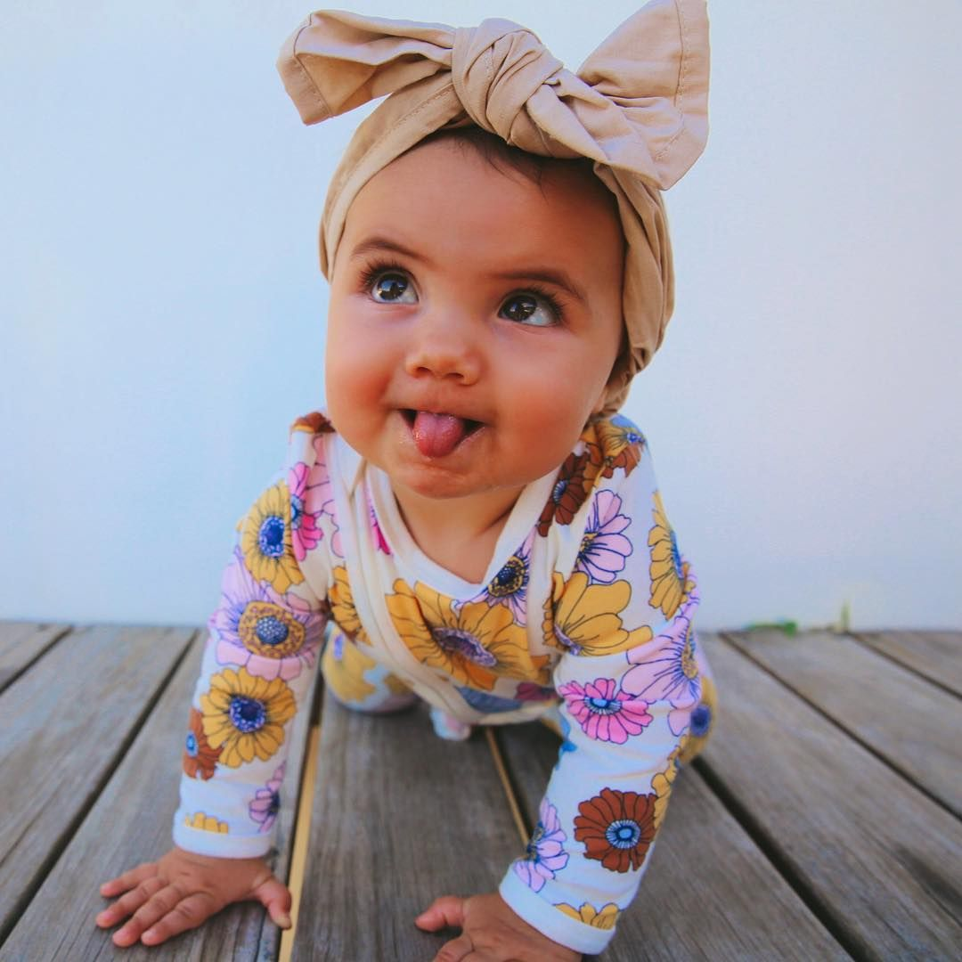 Pin by micaela on lil ones | Unusual baby names, Baby girl ...