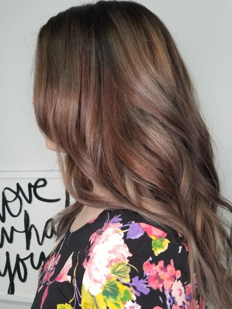 Matrix hair color mushroom brown hair color. Colorsync ...
