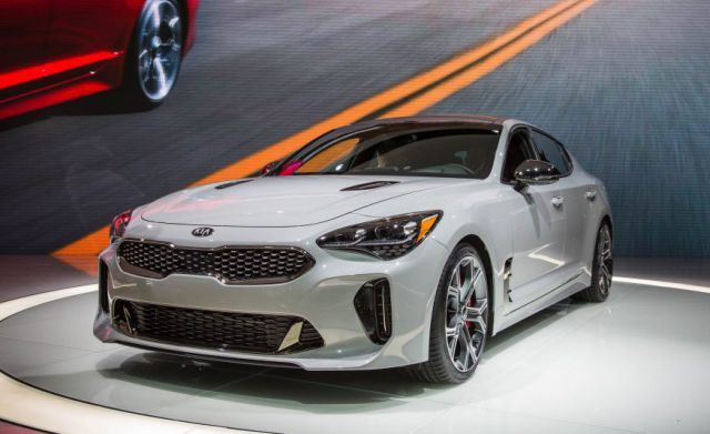2018 Kia Stinger Price Photos Specs Kia Stinger Kia Stinger