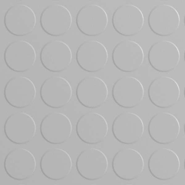 Light Grey Studded Rubber Flooring Tiles 49 95 Per Square Metre Rubber Flooring Rubber Floor Tiles Flooring