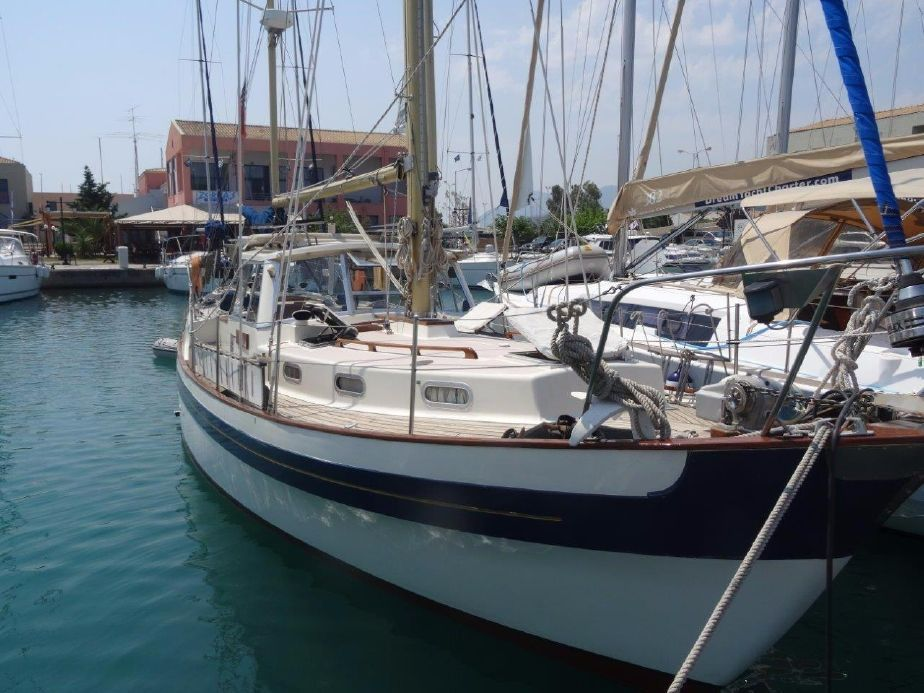 6fd3300a 1980 Salar Buccaneer 40 Ketch Sail New and Used Boats for Sale ...