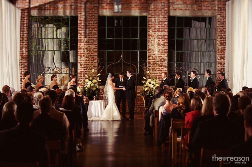The Foundry at Puritan Mill venue JD Wedding Atlanta