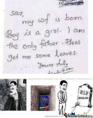Oh My So Is It A Girl Or A Boy P English Memes Funny Words Really Funny Memes