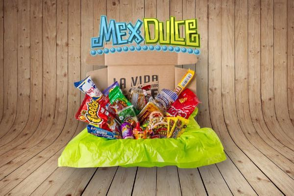 Mexdulce Mexican Candy And Snack Subscription Box Cratejoy