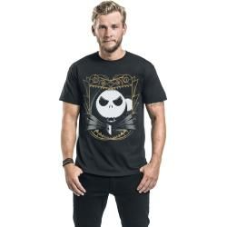 Photo of Der Albtraum vor Weihnachten Jack Art Deco T-Shirt