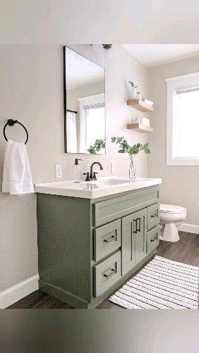 Photo of DIY Bathroom Vanity Makeover