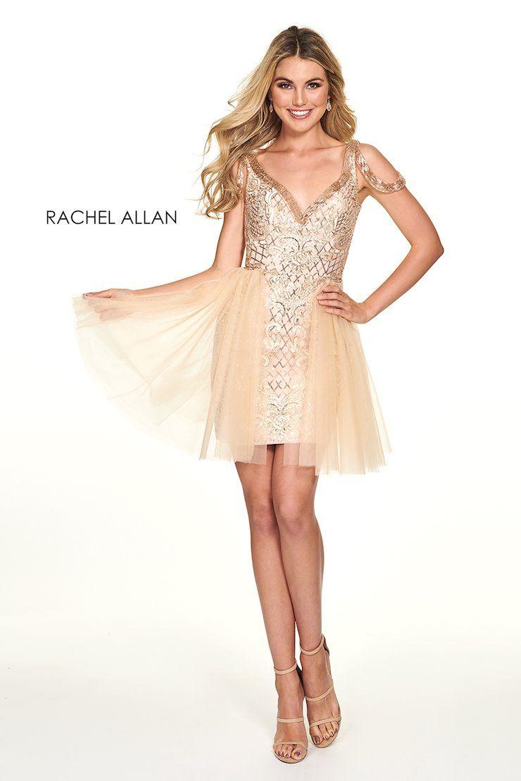 23ba7156052 Rachel Allan Dress 4644