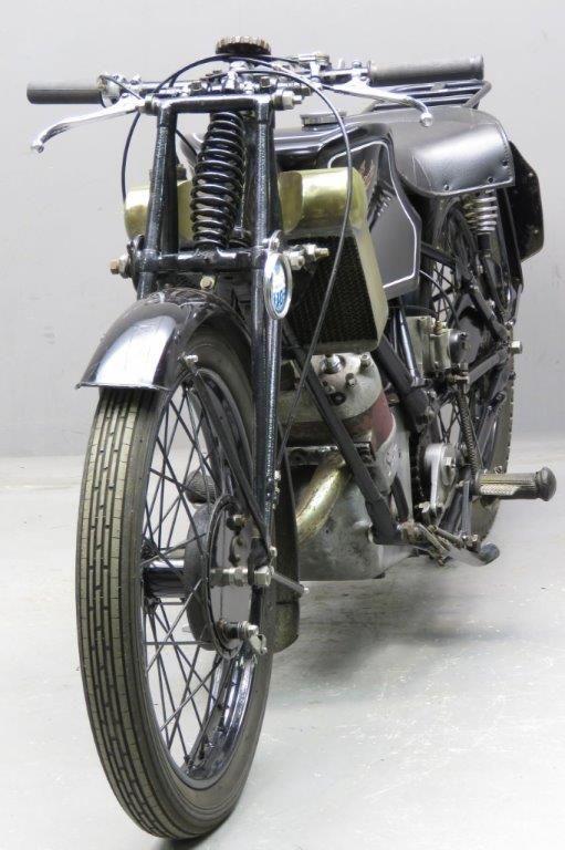 Scott 1934 Flying Squirrel 498cc 2 Cyl Ts 2601 Yesterdays Squirrel Flying Squirrel Motorcyle
