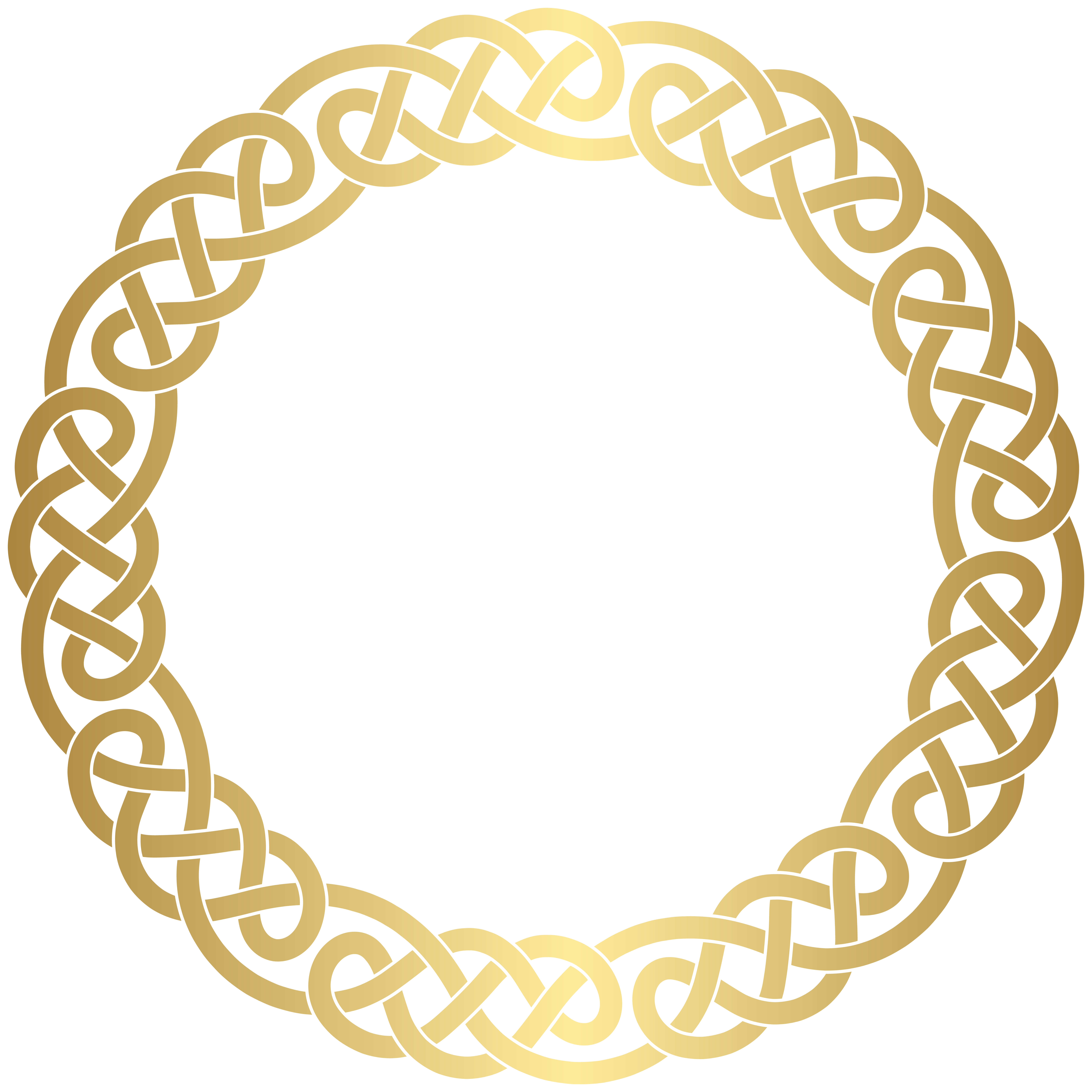 Round Border Frame Png Clip Art Gallery Yopriceville High Quality Images And Transparent Png Free Clipart Clip Art Free Clip Art Art Deco Pictures