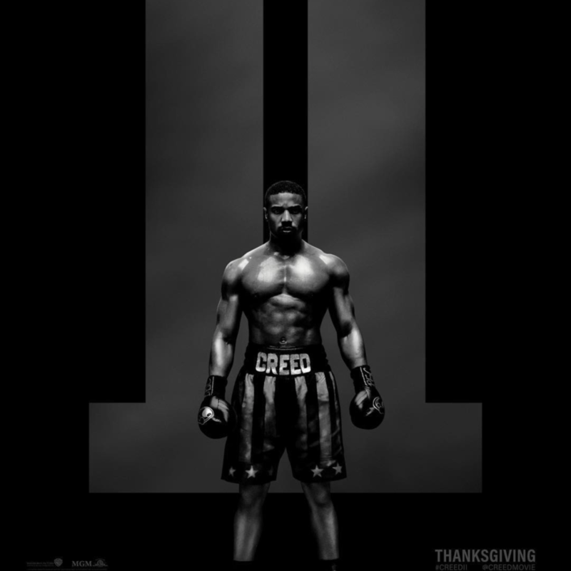 Michael B Jordan And His Chiseled Chest Are Back With A New Creed Ii Poster And Trailer Michael B Jordan Shirtless Micheal B Jordan Michael B Jordan