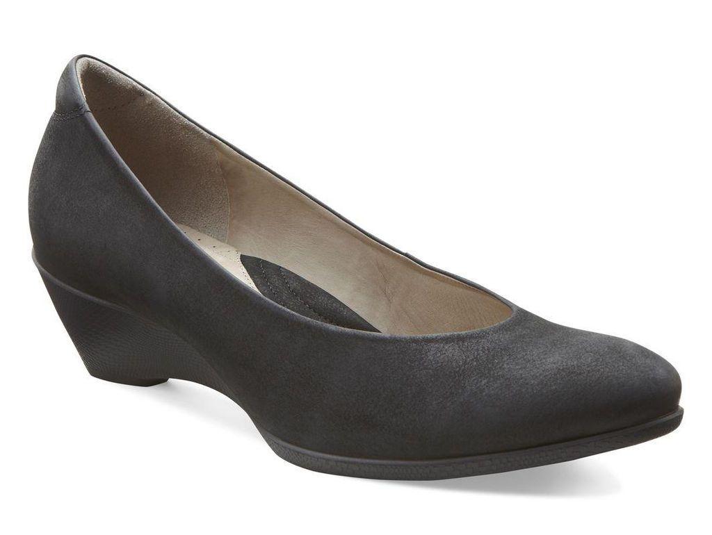 ECCO Sculptured 45 W Pump (BLACK) | Shoes | Pump shoes