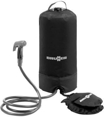 Brunner Splash Outdoordusche Camping zubehör, Wasserbehälter