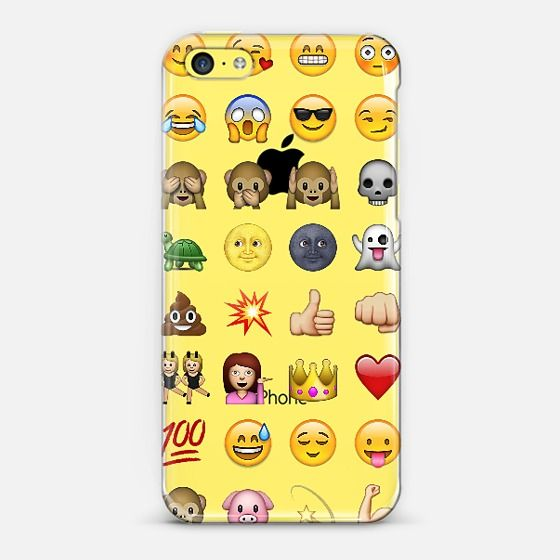 @casetify sets your Instagrams free! EMOJI CASE!! Created this at casetify check me out a k m✌️