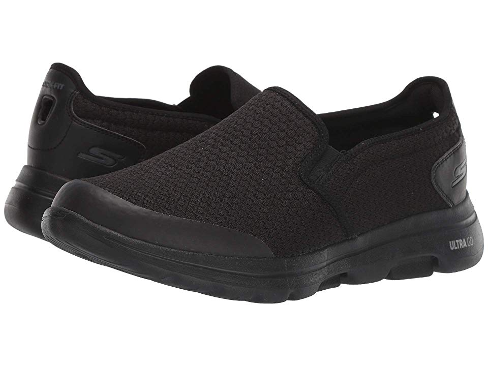SKECHERS Performance Go Walk 5 Apprize Men's Shoes Black