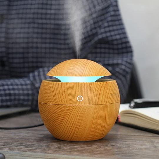 Aroma Oil Diffuser Violletti Humidifier essential oils