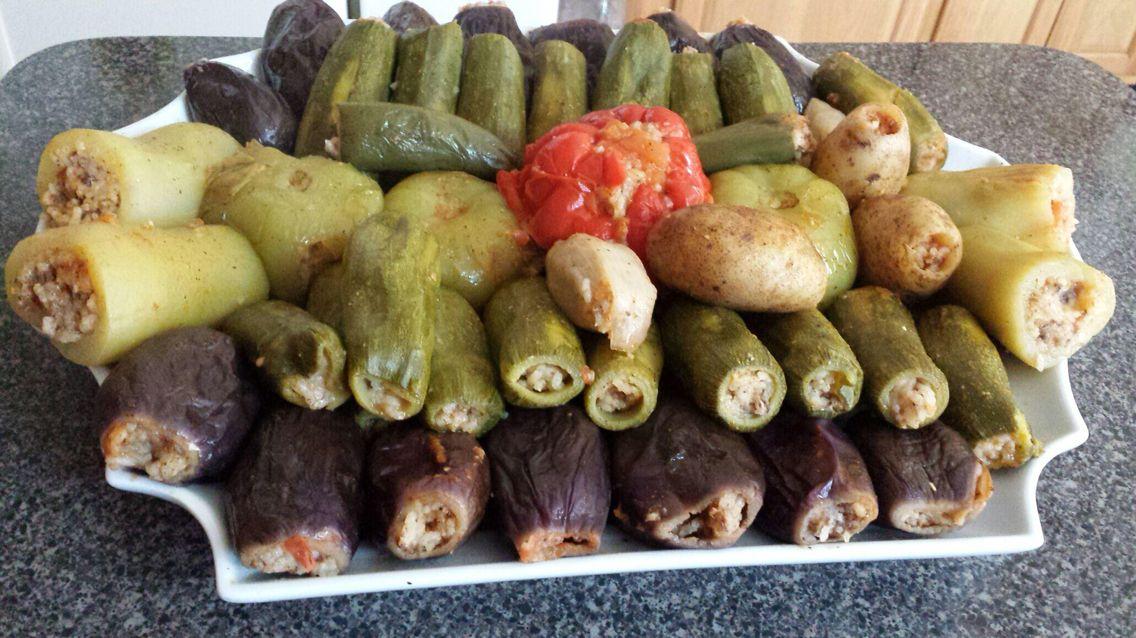 محاشي مشكلة Food Arabic Food Yummy