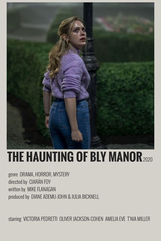 """""""The Haunting of Bly Manor"""" (2020) TV Show Review"""