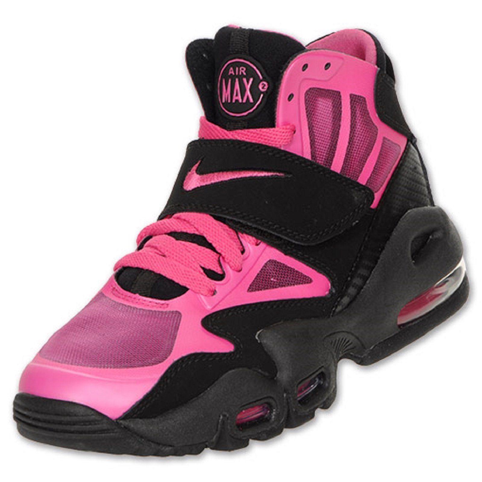 best website 84bdc efc7b Girls Shoes Nike AIR MAX EXPRESS Youth Size 4 (Womens Sz 5.5) Black Desert  Pink