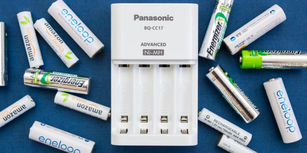The Best Rechargeable Battery Charger For Aa And Aaa Batteries Aaa Battery Charger Rechargeable Battery Charger Rechargeable Batteries