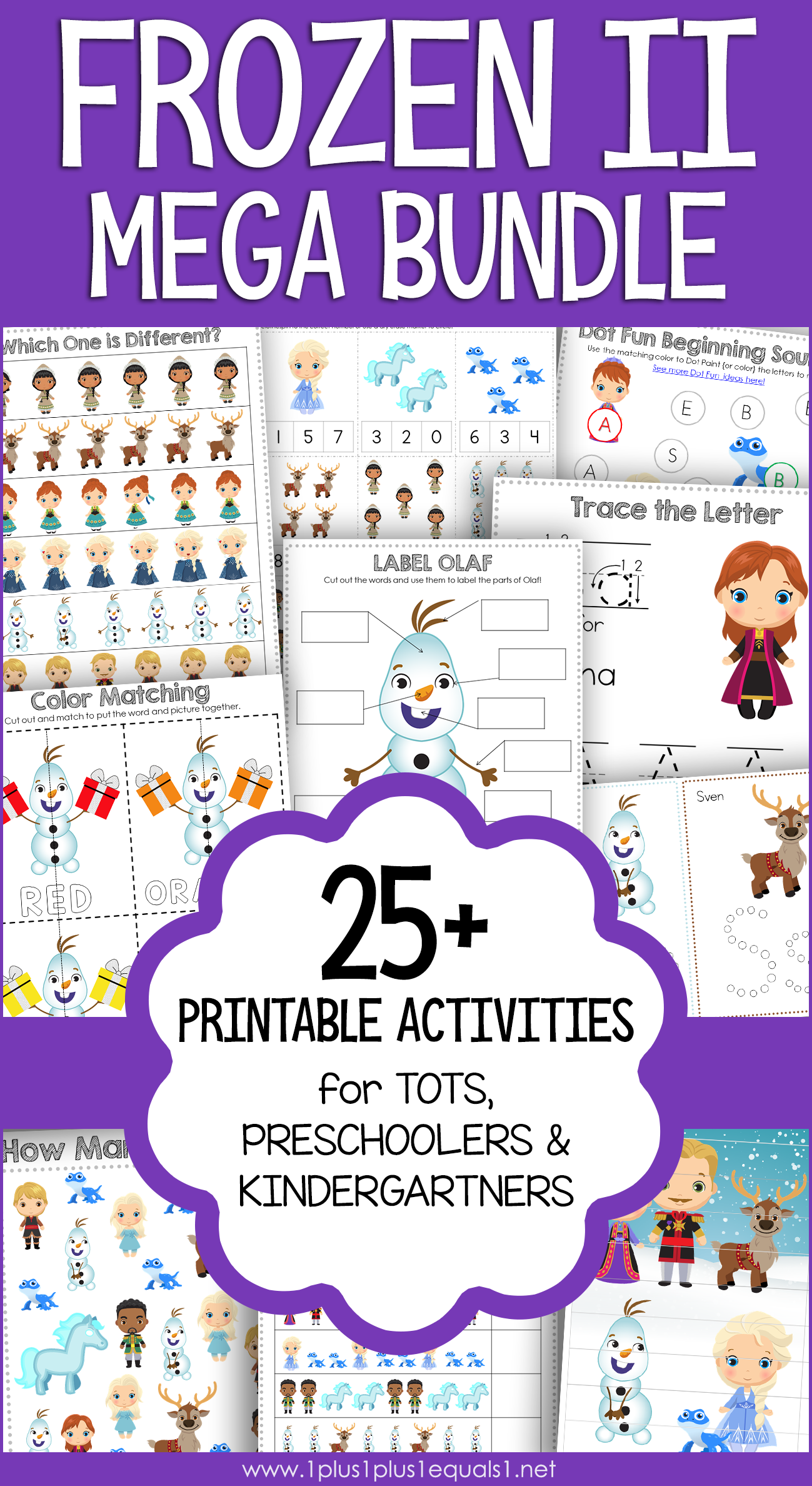 Printable Activities By Lori Campbell On Preschool