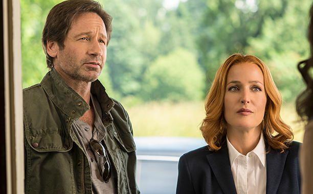 'X-Files' Season 10 First Look Photos gallery