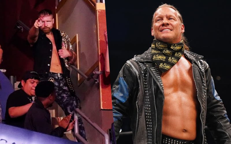Aew Went Above Beyond To Keep Surprise A Secret During Dynamite Above And Beyond Vince Mcmahon End Of The Show