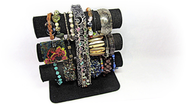 VIDEO-TUTORIAL.Organizador de pulseras. Bracelets organizer.