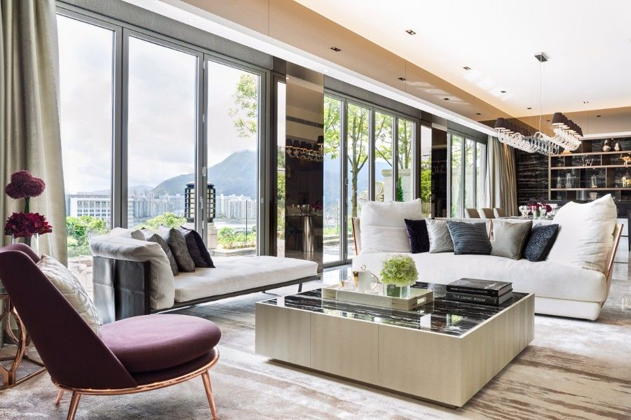 Steve Leung Design Group Limited Luxurious Bedrooms Luxury Homes Interior Classic Interior Design