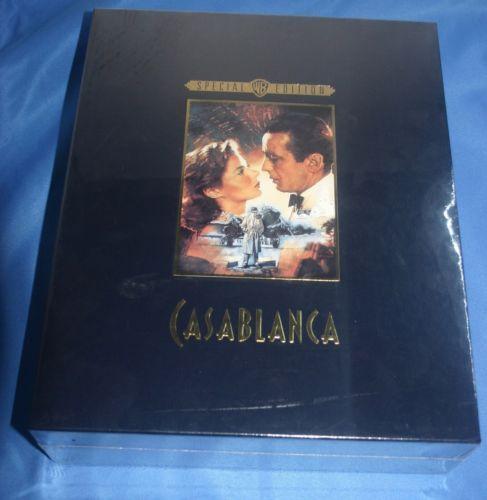 Casablanca-DVD-Special-Edition-NIB-OOP