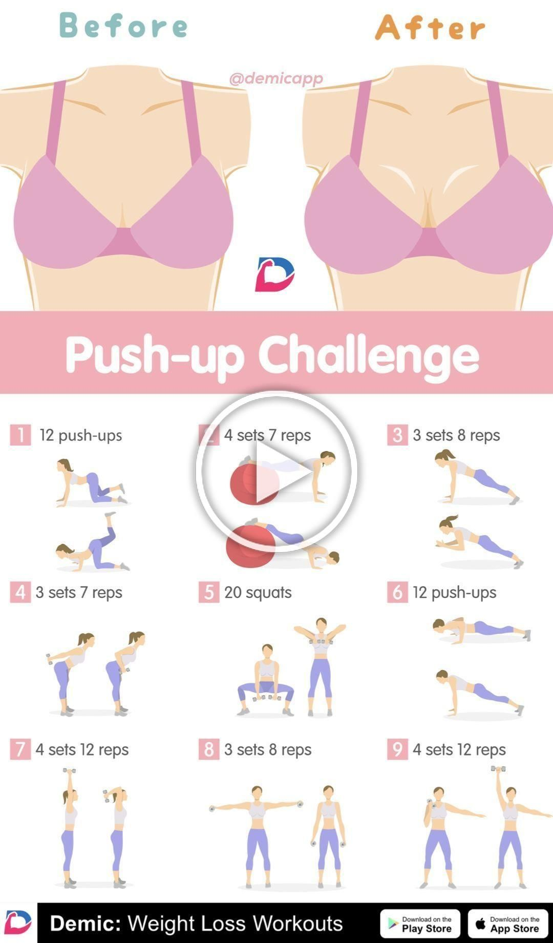 #chest #workout #fitness #fitlife #fatburn #work - Glute workout women - #chest #fatburn #fitlife #F...