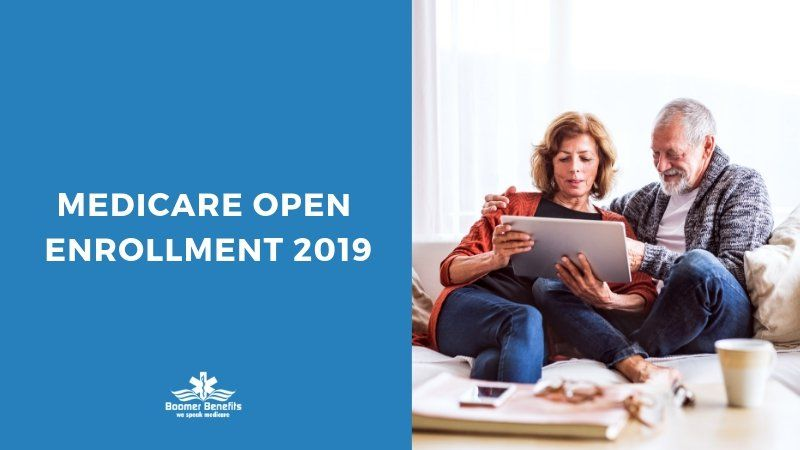 Medicare Fall Open Enrollment 2020 Your Checklist For The Oep Open Enrollment Medicare Health Insurance