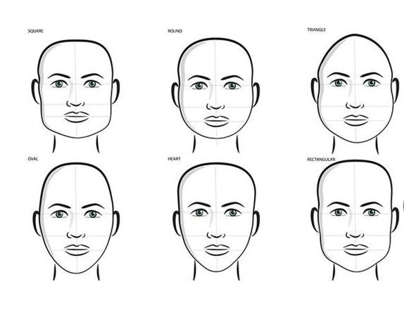 Long And Short Hairstyles For Men According To Face Shape | Health ...